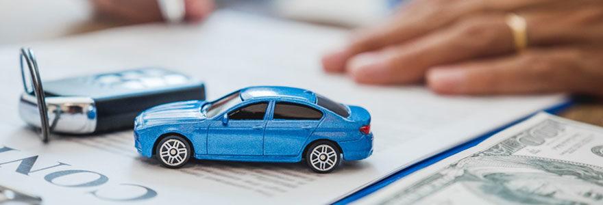 Assurance dédiée à la location de voiture