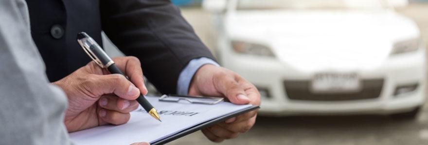 Assurance location de voiture
